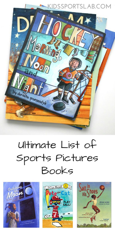Sports Picture Books
