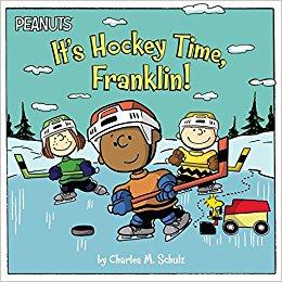 It's Hockey Time, Franklin! (Peanuts)