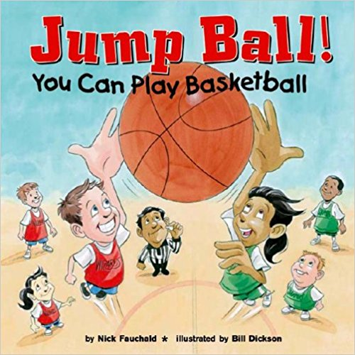 Jump Ball! You Can Play Basketball