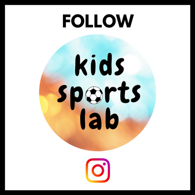 Follow Kids Sports Lab on Instagram