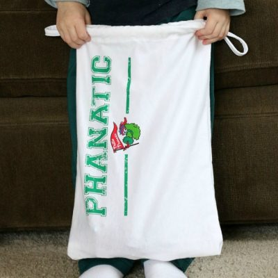 Kids Create: How To Make Your Own No-Sew Drawstring Bags