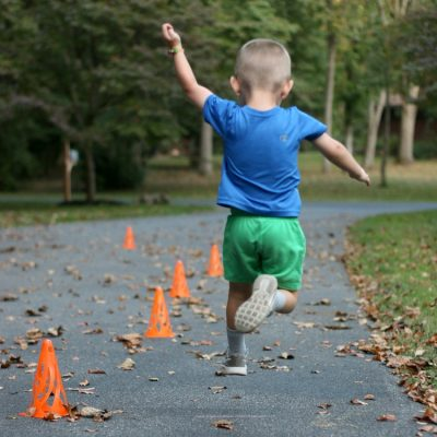 Fun Family Fitness: Help Kids Create Their Own Race Bibs
