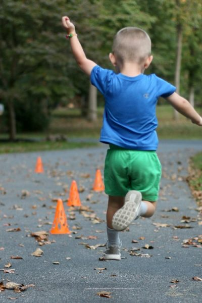 Fun Family Fitness: Help Kids Create Their Own Race Bibs